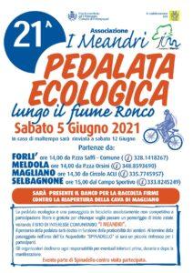 Pedalata ecologica lungo il fiume Ronco - Sabato 05 Giugno 8
